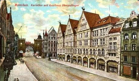 Kaufhaus Oberpollinger