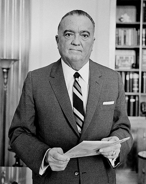 Edgar Hoover lässt grüßen...